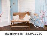 Veranda Country House  Bench...