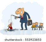 vector illustration of a... | Shutterstock .eps vector #553923853