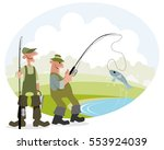 vector illustration of a... | Shutterstock .eps vector #553924039
