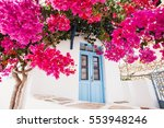Traditional Greek House With...