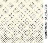 seamless square pattern.... | Shutterstock .eps vector #553967818