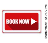 book now  button | Shutterstock .eps vector #553972798