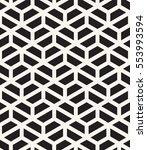 vector seamless pattern. modern ... | Shutterstock .eps vector #553993594