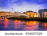 Ha'penny Bridge Of The River...