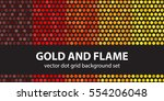 "polka dot pattern set ""gold and ... 