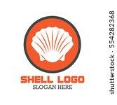 Simple Modern Shell Logo Design