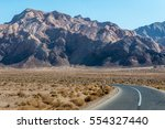 road in mountainous area of...   Shutterstock . vector #554327440
