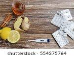 ginger  lemon  honey and