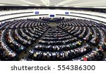 plenary hall of european...