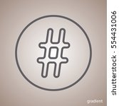 button grid icon