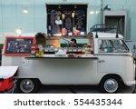 bangkok  thailand   january 11  ... | Shutterstock . vector #554435344