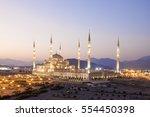 Sheikh Zayed Grand Mosque In...