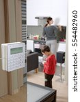 Small photo of Alarm system