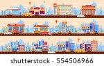 set stock vector illustration... | Shutterstock .eps vector #554506966