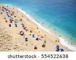 turkey   beach | Shutterstock . vector #554522638