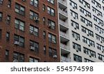 new york city apartment... | Shutterstock . vector #554574598