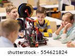 education  children  technology ... | Shutterstock . vector #554621824