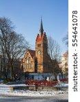 Red Church  Hus Park  Ostrava ...