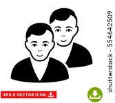 vector users eps vector... | Shutterstock .eps vector #554642509
