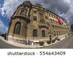 istanbul   turkey  october ...   Shutterstock . vector #554643409