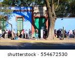 mexico city mexico   december... | Shutterstock . vector #554672530