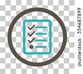 checklist vector icon....