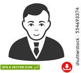 vector manager eps vector... | Shutterstock .eps vector #554693374