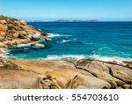 Australian Coast In Wilsons...