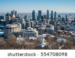 Montreal Skyline From...