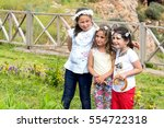 oludeniz  turkey  april 28 ... | Shutterstock . vector #554722318