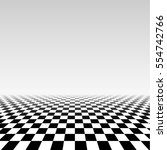abstract checker background in...   Shutterstock .eps vector #554742766