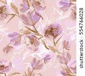 Flowers Seamless Pattern....