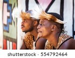 lesedi cultural village  south... | Shutterstock . vector #554792464