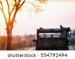 kruger national park  south... | Shutterstock . vector #554792494