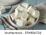 homemade sweet square...   Shutterstock . vector #554806726