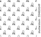 vacuum cleaner pattern. simple... | Shutterstock .eps vector #554810149