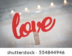 love | Shutterstock . vector #554844946