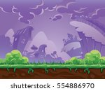 game background  colorful...   Shutterstock .eps vector #554886970