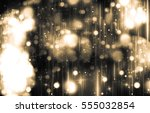 intriguing abstraction. | Shutterstock . vector #555032854