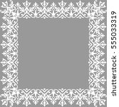geometric islamic seamless... | Shutterstock .eps vector #555033319