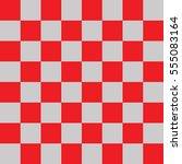 modern checkered pattern red... | Shutterstock .eps vector #555083164