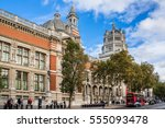 london  uk   october 15  2016 ... | Shutterstock . vector #555093478