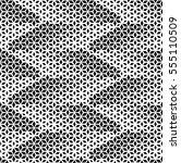 vector seamless pattern. modern ...   Shutterstock .eps vector #555110509