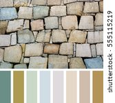 background of colourful stone... | Shutterstock . vector #555115219