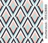 geometric pattern | Shutterstock .eps vector #555128800
