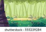 forrest   Shutterstock .eps vector #555239284