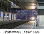 train station   Shutterstock . vector #555244228