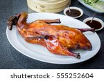 The Grilled Pecking Duck Serve...
