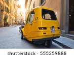 florence  italy   march 8  2011 ... | Shutterstock . vector #555259888