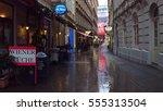 vienna  austria   december  24  ...   Shutterstock . vector #555313504